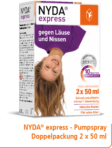 NYDA® express Doppelpackung